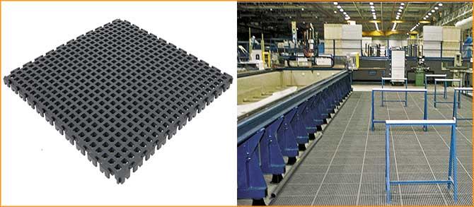 PVC Fliese Standline - Industrie pvc fliesen